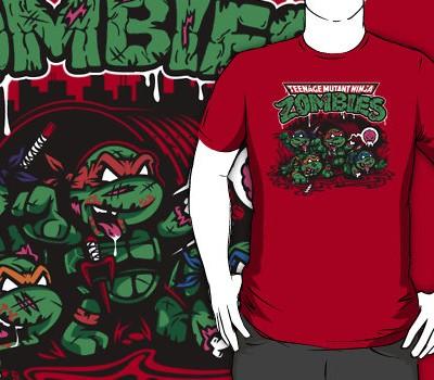 Kraaaaaaaaaaaaang! TNMN Zombies