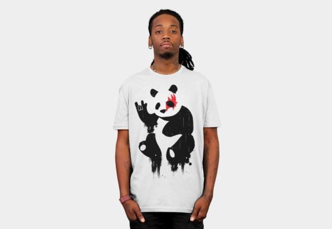 hard rock panda