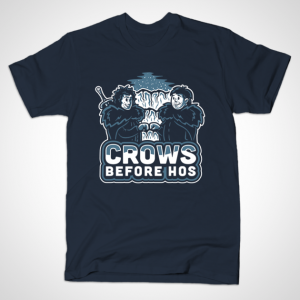 crows before hos