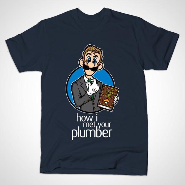 how i met your plumber