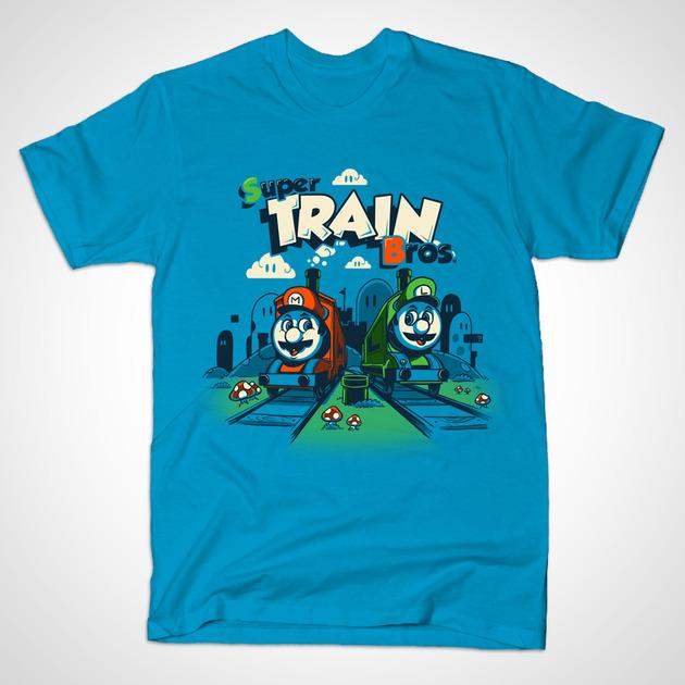 super train bros