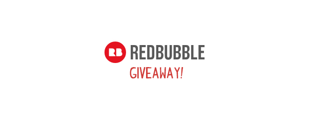 Free t-shirts from Redbubble – Hurry up and enter the giveaway!