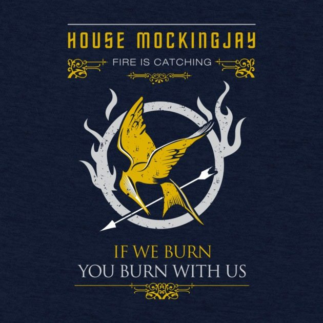 house mockingjay