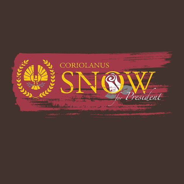 snow for president