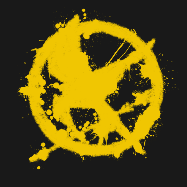 tp the hunger games logo