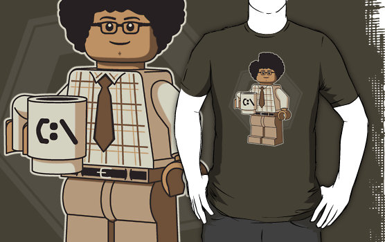 Lego Movie T-shirts giddy