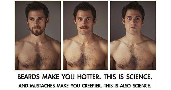sexy beard