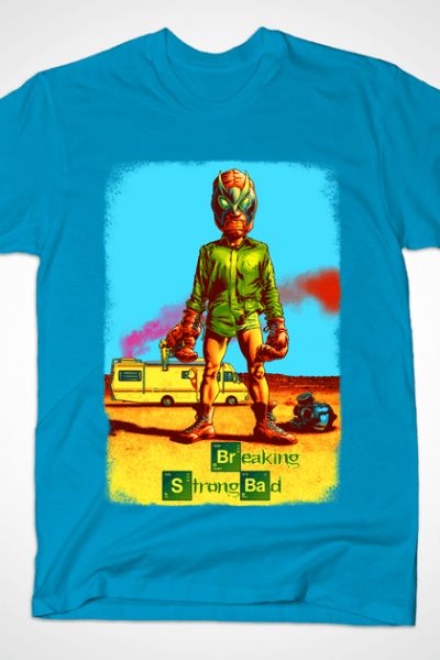 Breaking Strong Bad