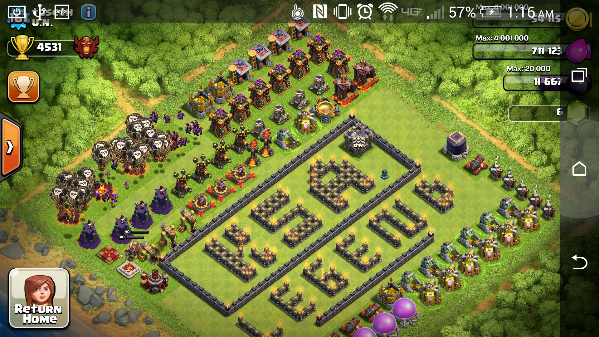 Top Players Clash Clans