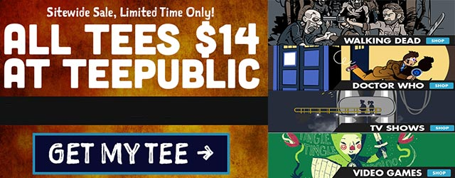 Teepublic coupon code