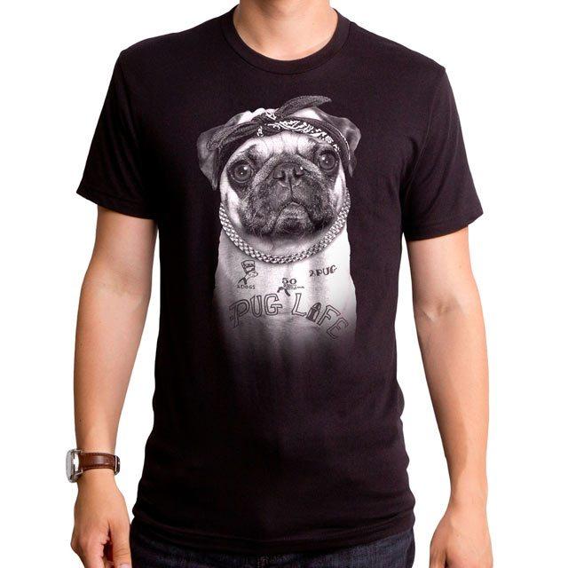 2PUG-t-shirt