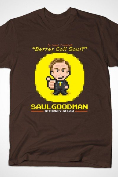 Better Call Saul 8Bit