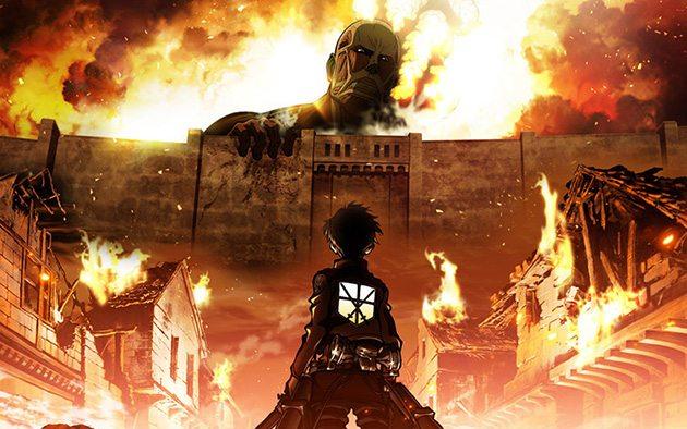 Shingeki No Kyojin Attack On Titan T Shirts