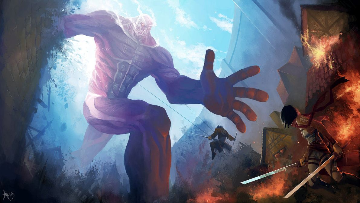 attack_on_titan_by_hifarry-d6elfk7