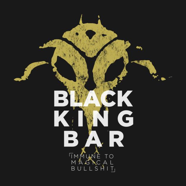 Black king dota