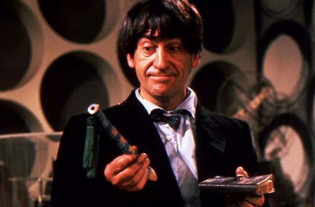 doctor who blackface