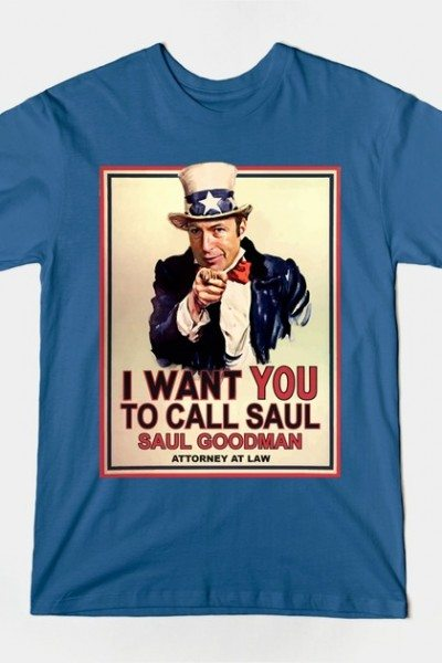 I Want You to Call Saul