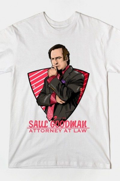 You Need a Lawyer? Better Call Saul