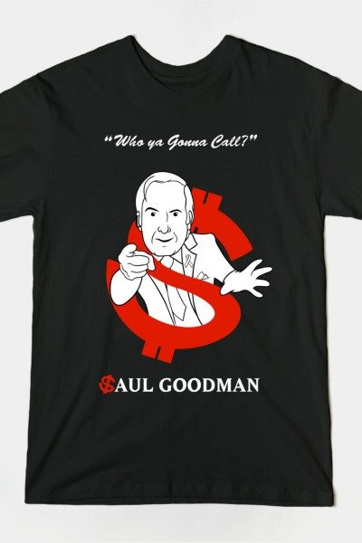 Who Ya Gonna Call? Saul Goodman
