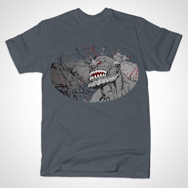 Ultimate Super Villain T-shirt Roundup doom