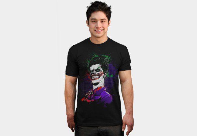 joker serious