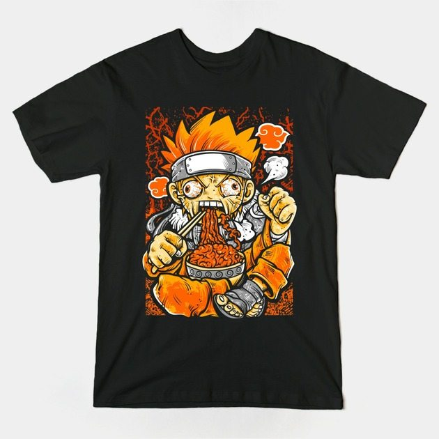 The Best Collection of Naruto TShirts  TeeHunter.com