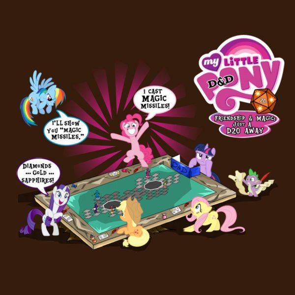 My-Little-D-D-Ponies