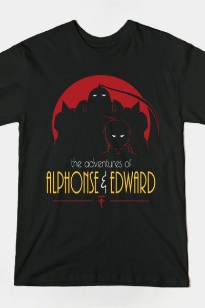 The Adventures of Alphonse and Edward – Fullmetal Alchemist
