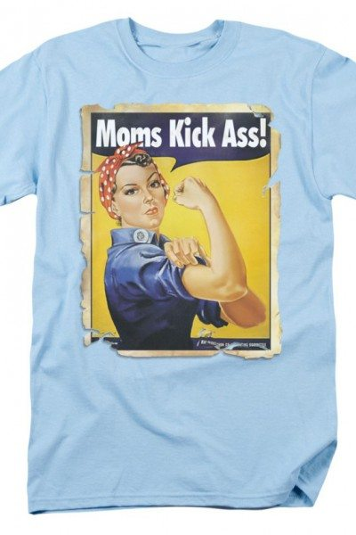 Moms Kick Ass!