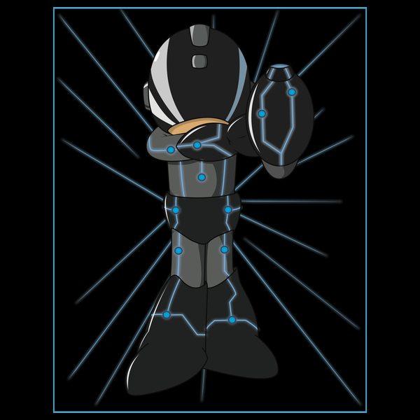 Mega-Man-Tron-Mash-up