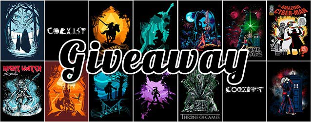 Giveaway – Win a Tee Collection from Once Upon a Tee