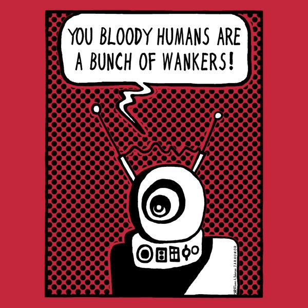 Bloody-Humans