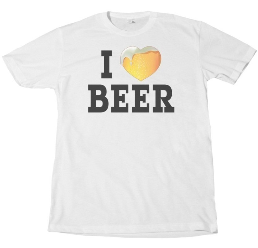 Drinking gear funny beer t shirts for I love beer t shirt