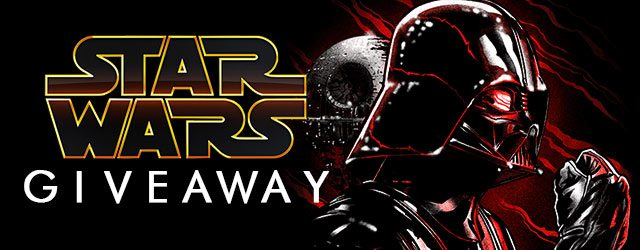 Star Wars Giveaway: Win 3 T-shirts from Design by Humans