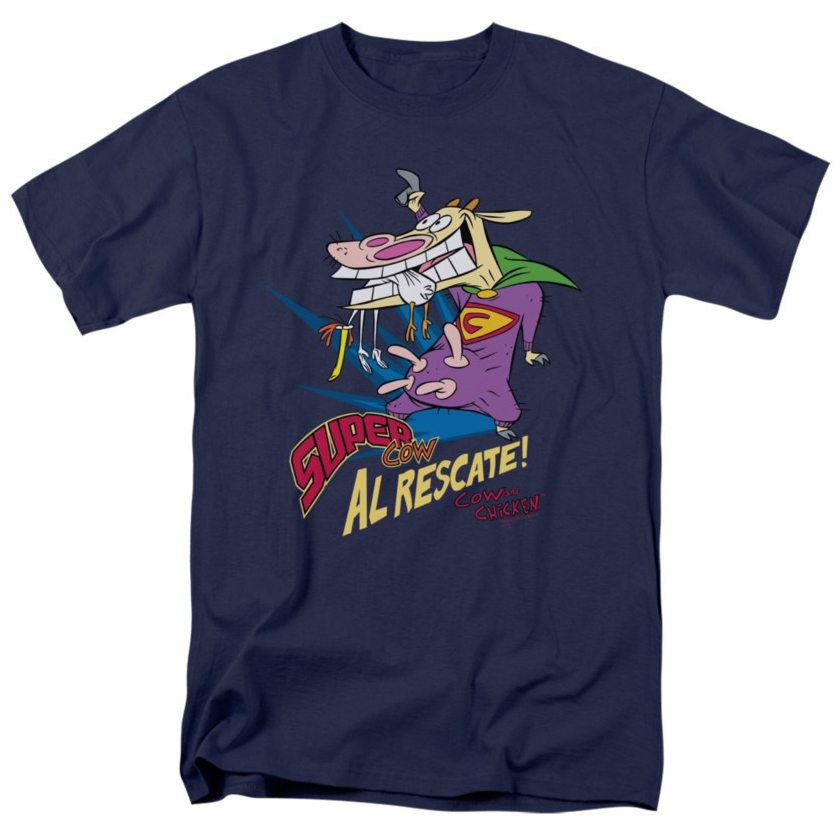 cow-chicken-super-cow-adult-t-shirt-fec