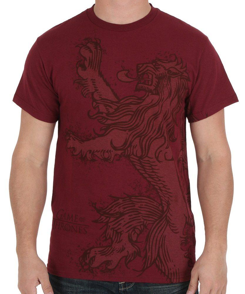 Lannister Lion