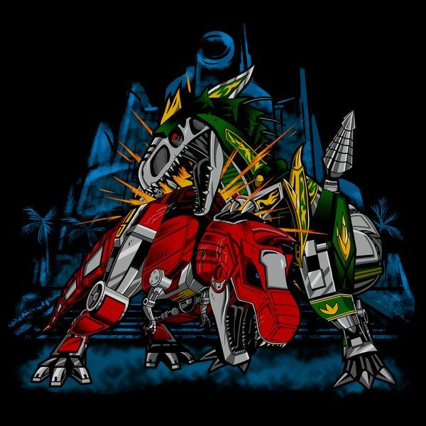Jurassic-Zords