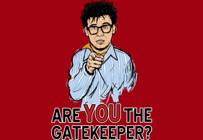 are you the gate keeper