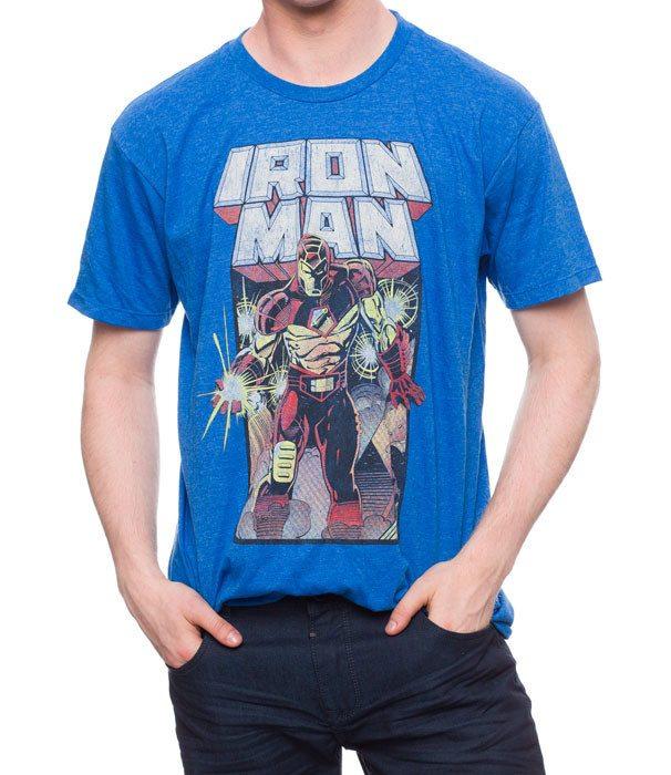 iron man crush and burn