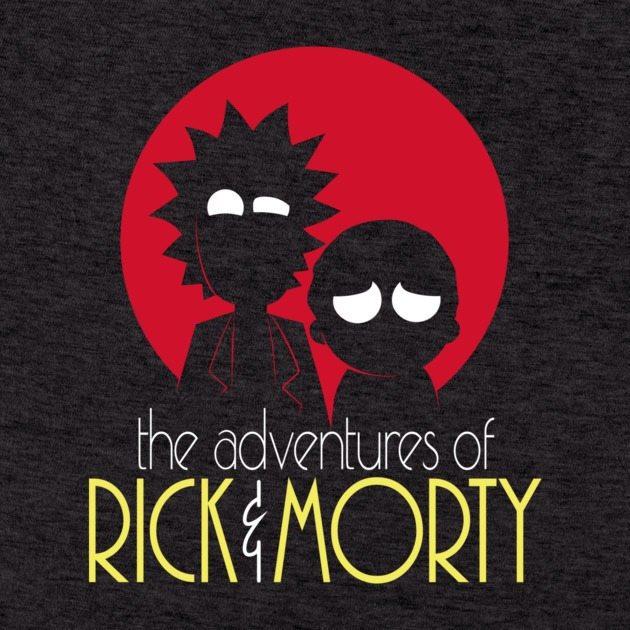 morty adventures