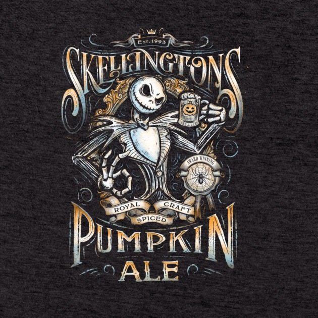 skellingtons pumpkin ale