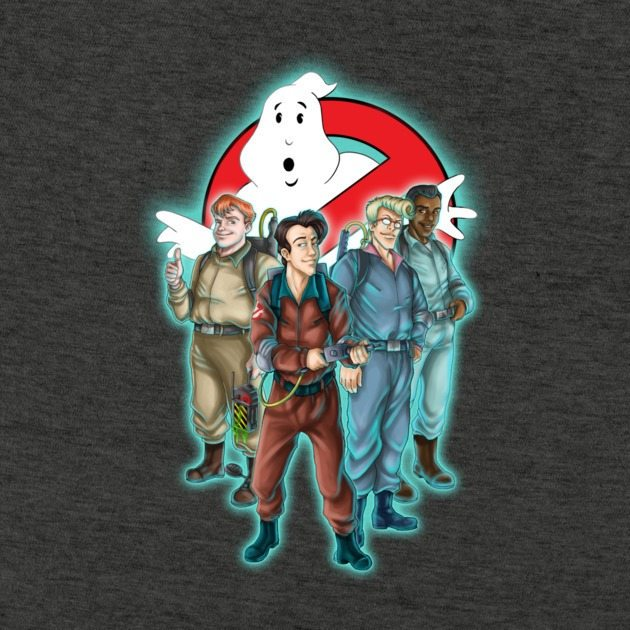 tp ghostbusters