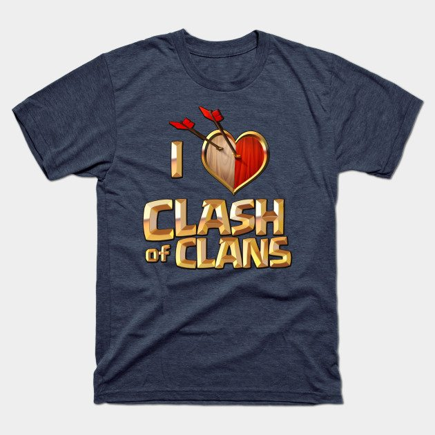 I Love Clash Of Clans