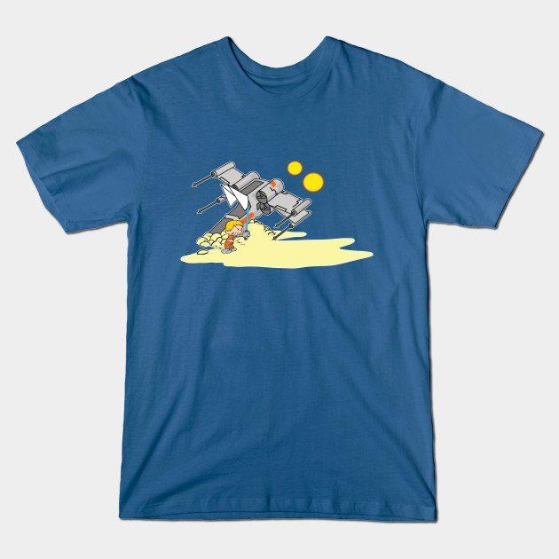 Spaceman Luke