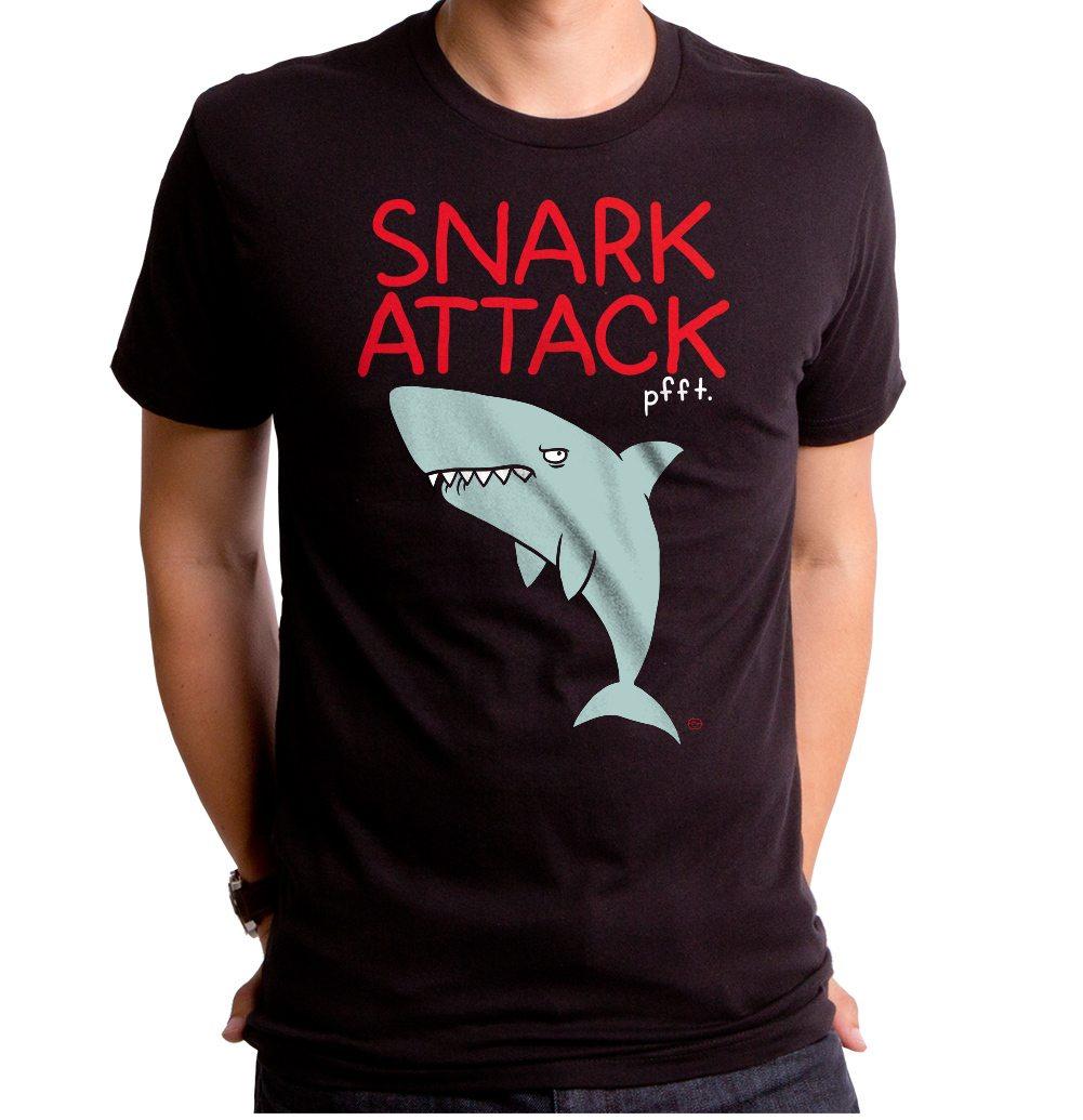 Snark Attack Men's T-Shirt