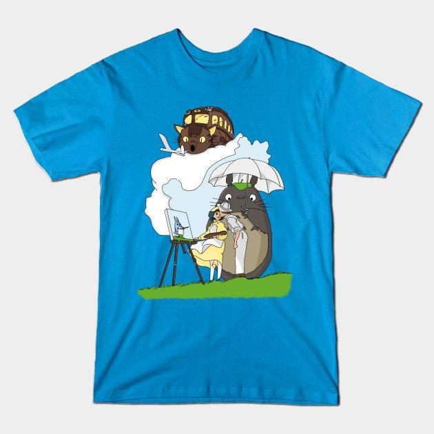 Totoro Rises