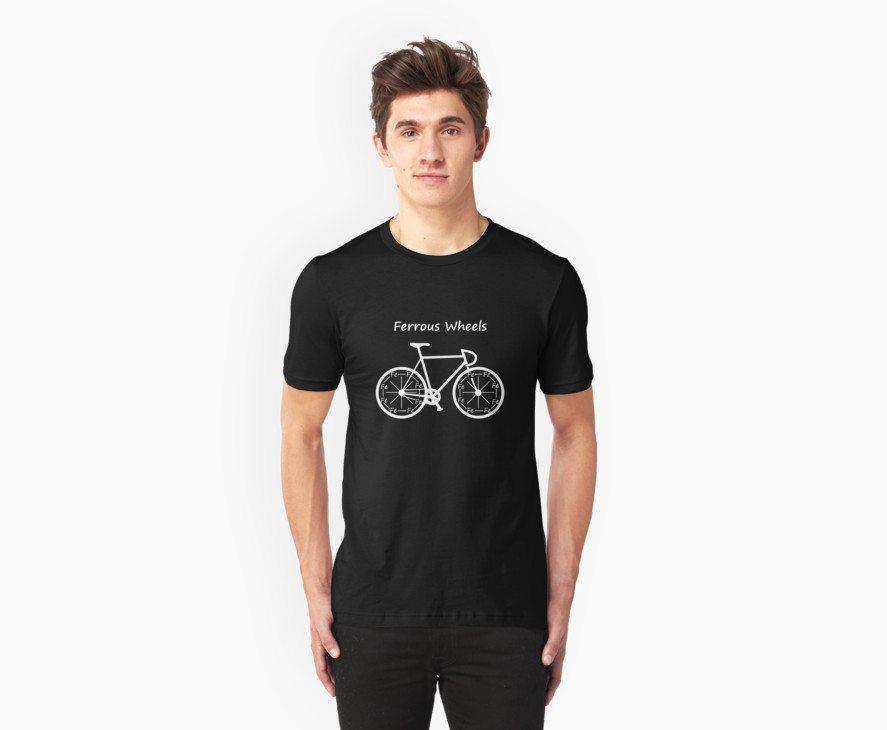 Ferrous Wheels, Chemistry Bicycle Humor