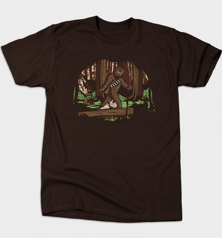 Bigfoot of Endor