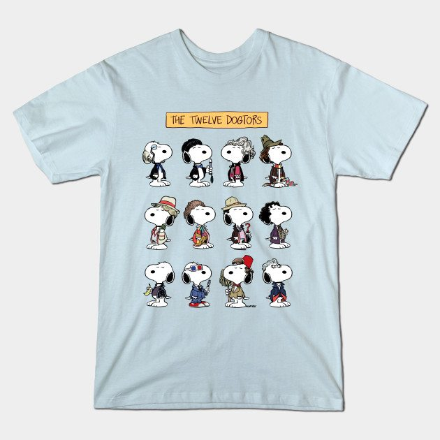The Twelve Dogtors