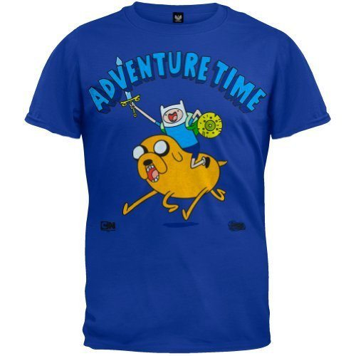 Adventure Time Finn & Jake Onward Charge!